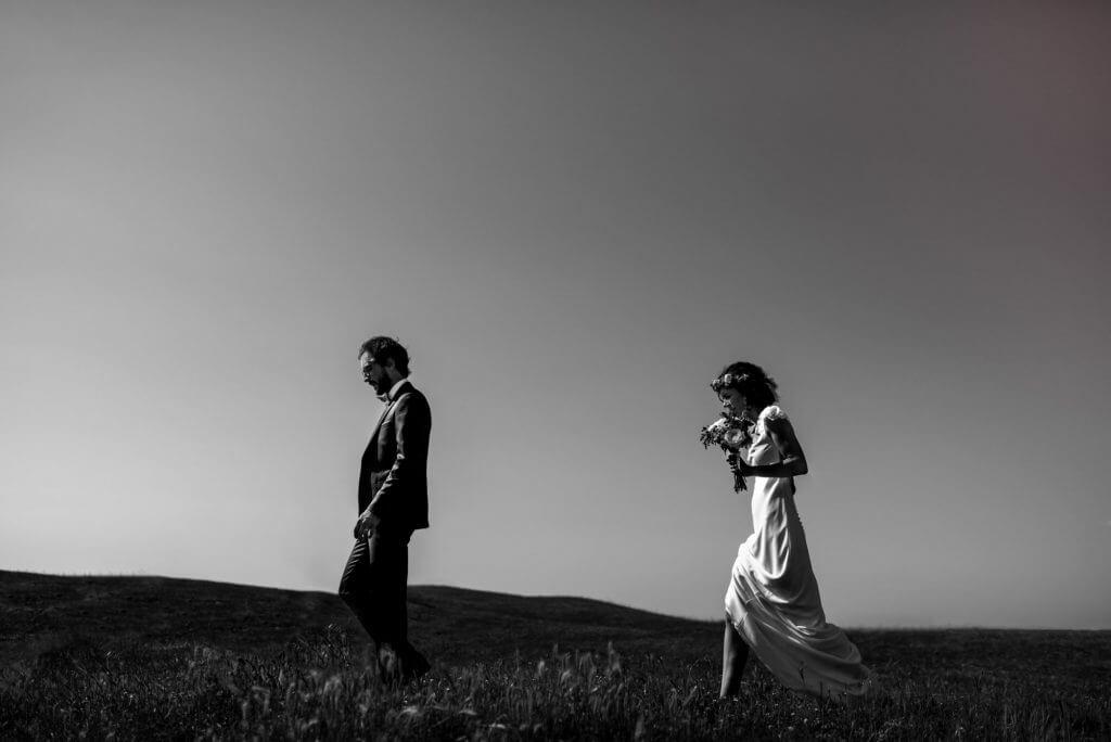 Mariage à Saint-Jacut de la Mer