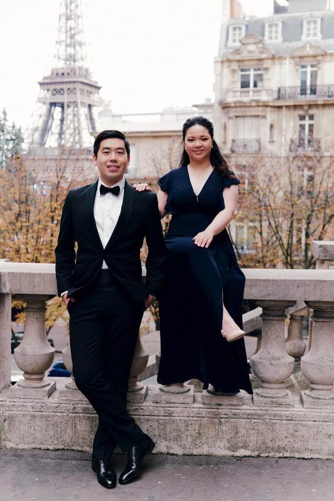 | Paris Wedding Photographer | Queignec Photographer