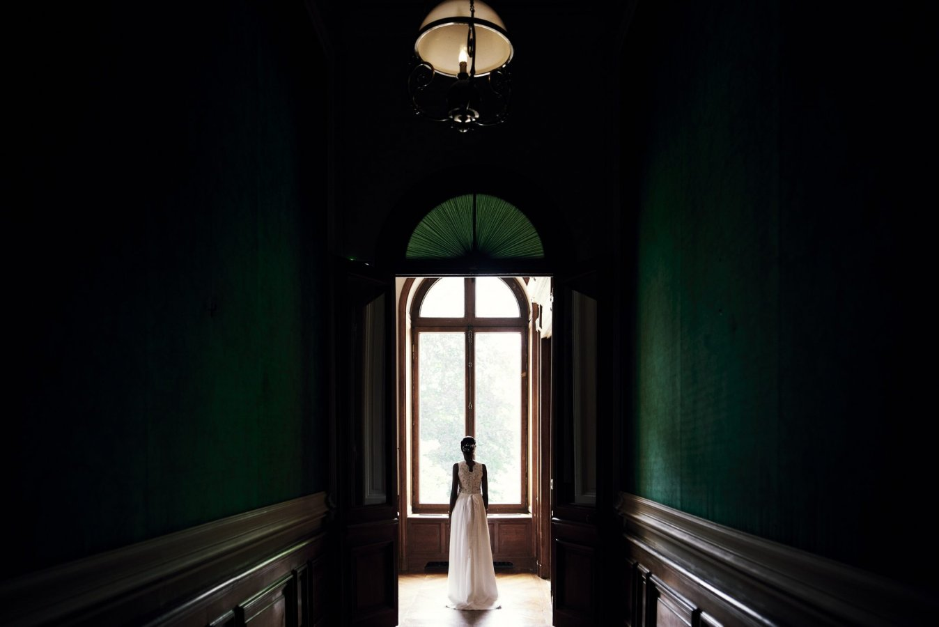 mariée au château de Ferrière
