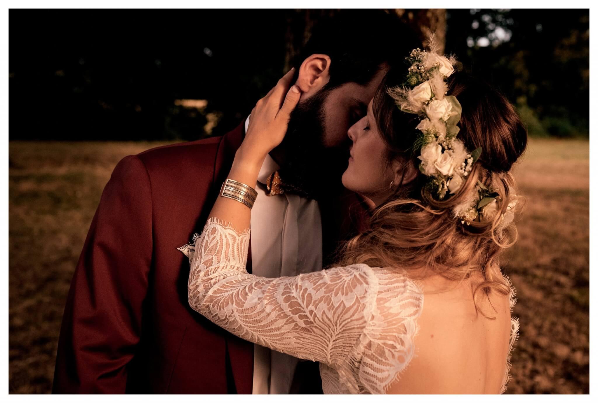 Séance couple de photographie de mariage à Paris| Photographe Mariage PARIS - QUEIGNEC PHOTOGRAPHE